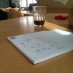 Planungsskizze