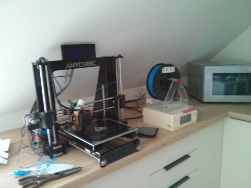 3d Drucker in der Küche